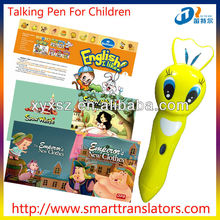 new products Fairy Tales Baby learning talking pen with German