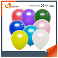 10inch 2.2G Round Latex Balloon, Pearl Metallic Color for Party & Decorate