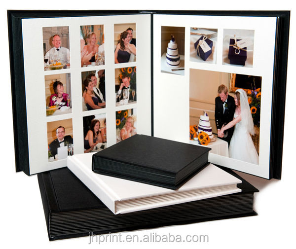 Photo albums & Memory wedding photo album printing