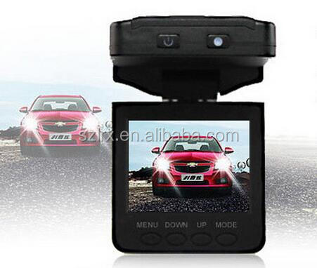 360 degree Full View Seamless Cycle Recording Dash Cam
