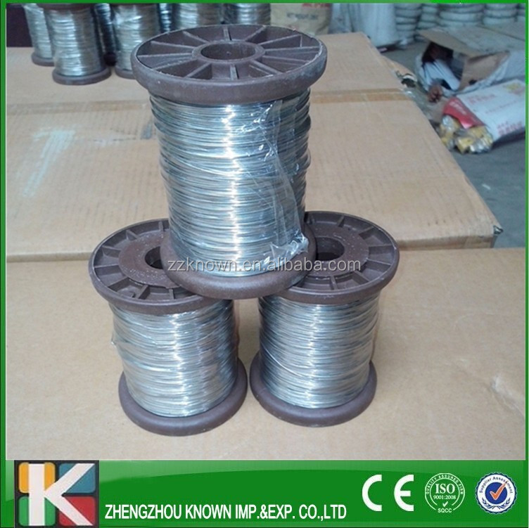 galvanization bee frame wire for beekeeping