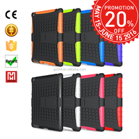 Promotions month, 2 in 1 shockproof case for ipad 3, hard mobile phone case for ipad 3