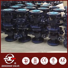 wcb ball valve spring return With Good After-sale Service
