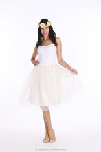 Dream party beauty halloween costume cute white skirt dress