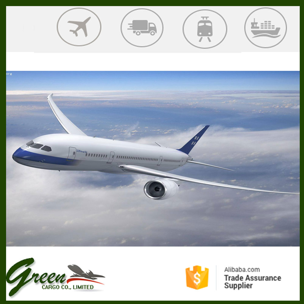 Competitive price bg international air cargo freight forwarder from china