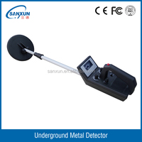 compact hobby ground metal detector jewelry detector