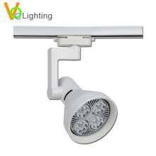 New Products White Aluminum PAR30 Focusing LED Track Light 35W