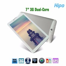 Hipo 3G 4G Mobile Phone Function 7 Inch Cross Tablet PC PCS With 1G RAM and Escrow