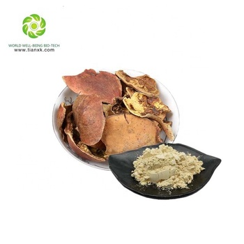 Organic Red Pomegranate Peel Extract  Ellagic Acid 20%-98%