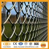 High quality vinyl chain link fence, plastic chain link fence