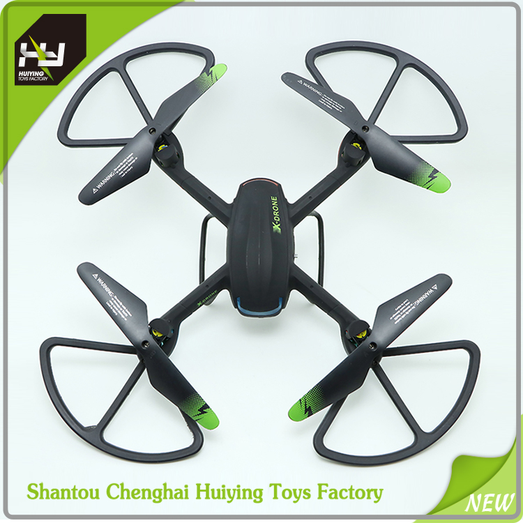 Three speed mode 2.4G 6Axis waterproof drone with hd camera for christmas gifts 2017