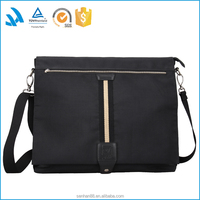 Alibaba custom best handmade leather messenger bags for men