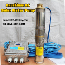 stainless steel bomba de agua solar sumergible solar pumps to agriculture solar water pumps powered