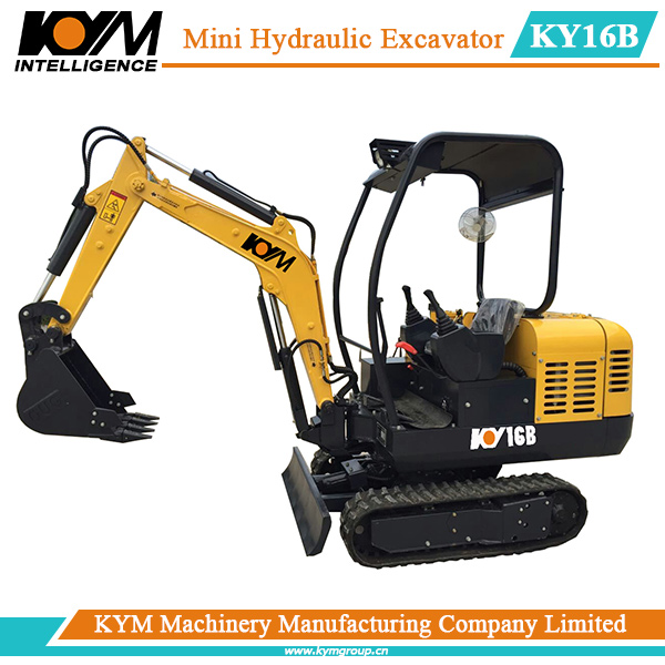 low price high quality garden machine mini digger