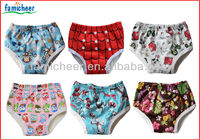 Baby Boys Girls Potty Training Pull-up Pants Waterproof 4 Layers