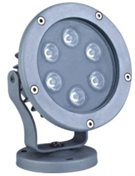 High bright waterproof aluminum bridgelux 12 watt led flood light