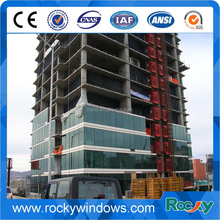 Glass Curtain wall CE Building Insulated Glass Curtain wall