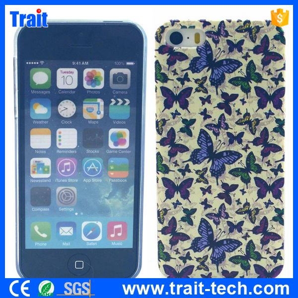 Alibaba Case Cheap Price for iPhone 5S cover - Many Butterflies