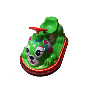 Manufacturer Supply Electronic Bumper Car For Parks Child Car Toys