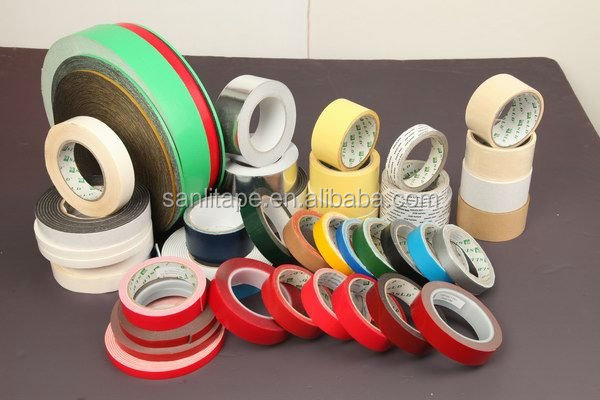 Hot Sales! Tissue PET VHB PE Foam Crepe Paper Acrylic Adhesive Double Sided Tape