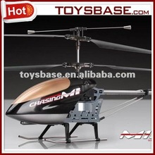 2012 new products alloy rc M1 helicopter with gyro