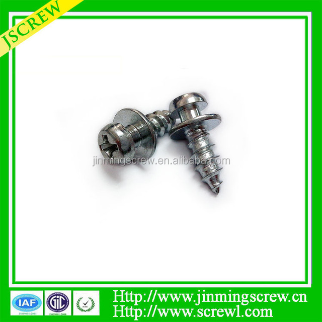 Top selling round head philips washer self tapping screw