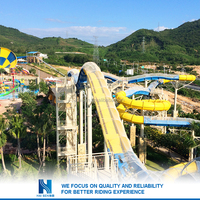 Hot sell Professional big water slides for rent wholesale