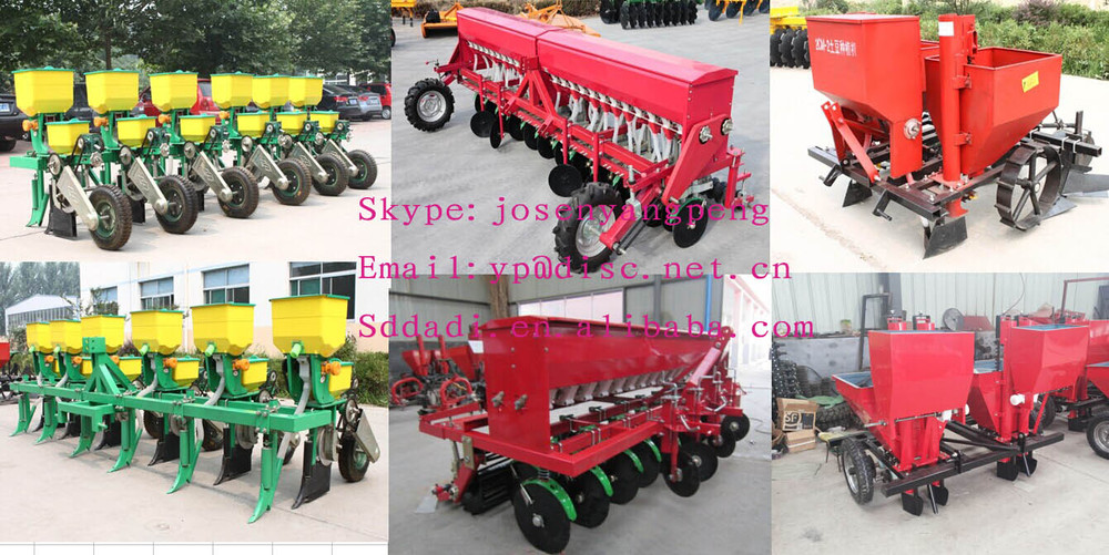 Beat price 2 row corn planter farm seeder machine