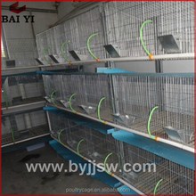 Metal Folding Rabbit Cage Industrial And Cheap Commercial Rabbit Farming Cage