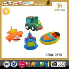 New arrival spray vinyl water bath toy for kids