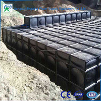 Good quality new design best selling frp ro water tanks