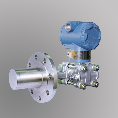 smart sanitary type pressure transmitter with insertion flange