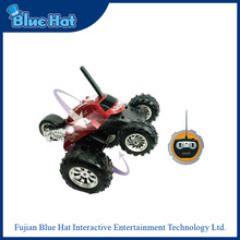 Excellent quality custom 360 degrees stunt wireless remote toy car