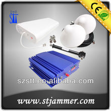 3G band selective repeater /adjustable frequency signal booster 3G WCDMA 2100mhz mobile signal amplifier