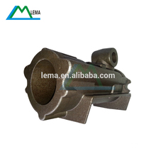 China supplier customized ductile cast iron soluble glass precision casting parts