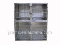EMS-PT101 Animal cage With Stainless Steel