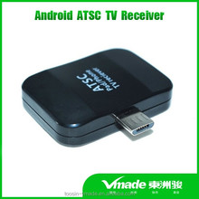 External mini antenna Android ATSC TV receiver /usb tv stick/TV tuner for Android