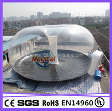 Giant inflatable tent for party, event, exibition