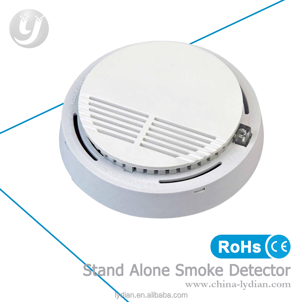 cheap mini optical smoke detector smoke <strong>alarm</strong> manufacturer with factory price SS-168