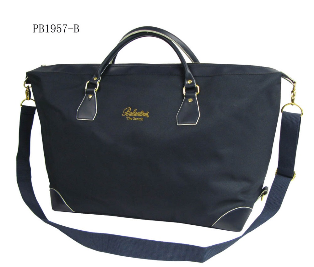 China Factory Retro Canvas Duffle Gym Luggage Weekend Women Bag