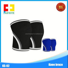 hot selling spandex Knee compression sleeve