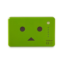 cartoon square dual usb Danboard power bank