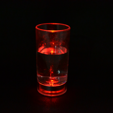 super bright bar item novelty 350ml led juice cup