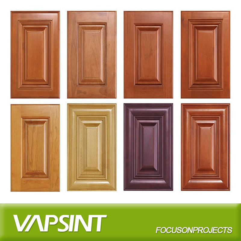 Low price modern and simple kitchen cabinet door
