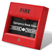 Break Glass Manual Alarm Call Point for Emergency Case