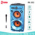 Top Sale 5.0 Inch Portable Bluetooth Speaker With Fm Radio RX-S52