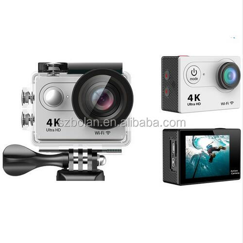 "Full HD 1080p 2"" LCD Screen 4K Wifi Sport Video Camera 30M Waterproof Outdoor Mini Helmet Action Camera"