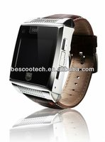 2013 gps mobile phone g10 inveted qq e-book reading multifunction smart watch