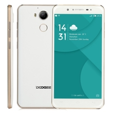 One year warranty original DOOGEE F7, 3GB+32GB dual sim 4g mobile phone
