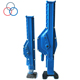 Railway Mini Lifting Track For Industrial Use Mechanical Jack With Folding Handle